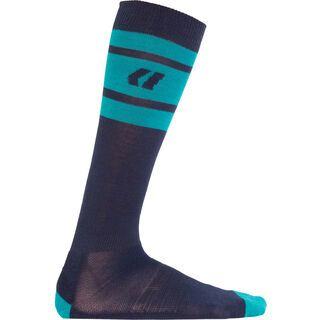Armada Scrum Merino Sock, navy - Socken