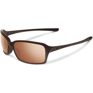 Oakley Dispute, chocolate sin/vr28 black iridium - Sonnenbrille