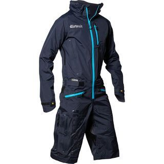dirtlej DirtSuit Pro Edition, dark blue - Rad Einteiler