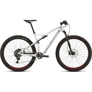 Specialized Epic Expert Carbon World Cup 2015, Gloss White/Black - Mountainbike