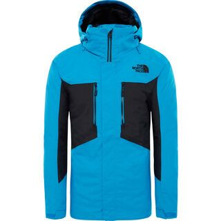 The North Face Mens Clement Triclimate Jacket, blue/tnf black - Skijacke