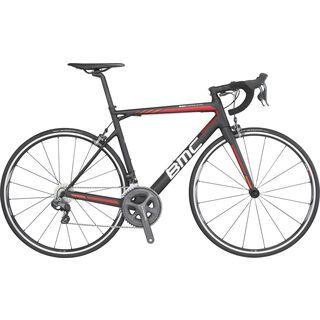 BMC Teammachine SLR02 Ultegra Di2 2016, black/red - Rennrad