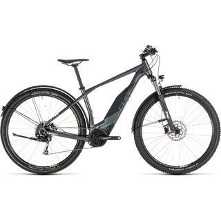 Cube Acid Hybrid ONE 400 Allroad 29 2019, grey´n´white - E-Bike