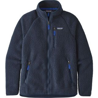 Patagonia Men's Retro Pile Jacket new navy