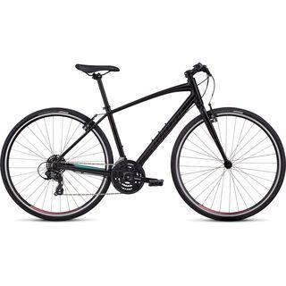 Specialized Women's Sirrus V-Brake 2020, black/mint/pink - Fitnessbike