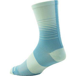 Specialized Women's SL Tall Sock, light turquoise - Radsocken