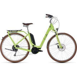 Cube Elly Ride Hybrid 400 2018, green´n´black - E-Bike
