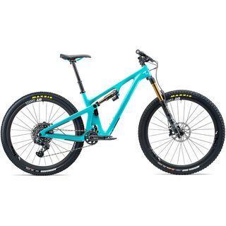 Yeti SB130 T-Series T2 2020, turquoise - Mountainbike