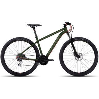 Ghost Kato 2 AL 29 2017, green/red - Mountainbike