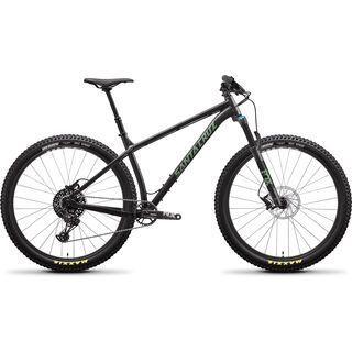 Santa Cruz Chameleon AL R 27.5 Plus 2020, black/green - Mountainbike