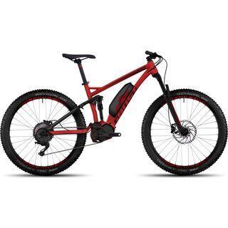 *** 2. Wahl *** Ghost Hybride Kato FS 3 AL 2017, red/black - E-Bike   Größe L // 46 cm