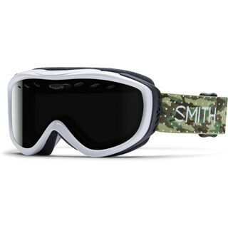 Smith Cadence + Spare Lens, dot camo/blackout - Skibrille