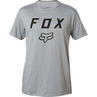 Fox Legacy Moth SS Tee, heather graphite - T-Shirt