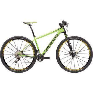 Cannondale F-SI Hi-Mod 1 29 2016, green/black - Mountainbike