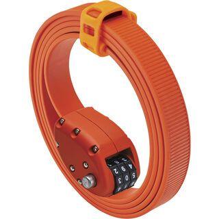 Otto DesignWorks Ottolock Cinch Lock - 152 cm, otto orange - Fahrradschloss