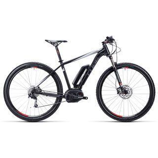Cube Reaction Hybrid HPA Pro 29 2015, black/grey/white - E-Bike