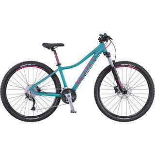 Scott Contessa 710 2016, petrol/pink - Mountainbike