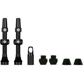 Muc-Off Tubeless Presta Valve - 44 mm black