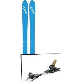 Set: DPS Skis Wailer 106 2017 + Fritschi Diamir Freeride Pro (1963303)