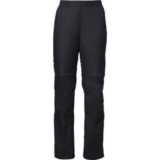 Vaude Women's Drop Pants II, black - Radhose