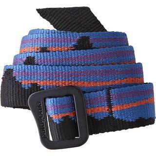 Patagonia Friction Belt, black - Gürtel