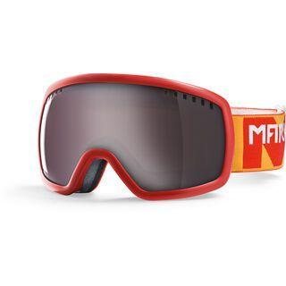 Marker 16:9, signal red/Lens: surround mirror - Skibrille