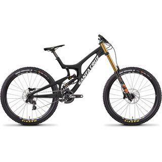 Santa Cruz V10 CC X01 Fox DHX2 2018, carbon/white - Mountainbike