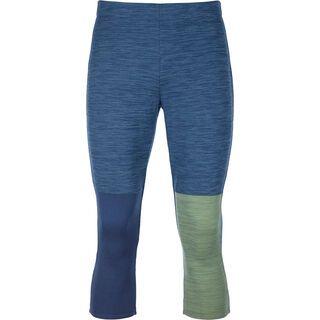 Ortovox Merino Fleece Light Short Pants M night blue blend