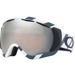 Oakley Canopy Prizm, black/Lens: prizm black iridium - Skibrille