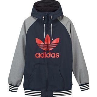 Adidas Greeley Softshell Jacket, navy/core heather