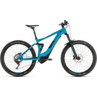 Cube Stereo Hybrid 140 Pro 500 27.5 2019, blue´n´black - E-Bike