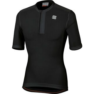 Sportful Giara Tee, black - Radtrikot