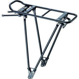 Racktime Foldit adjustable, schwarz - Gepäckträger
