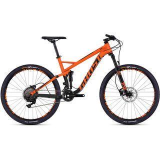 Ghost Kato FS 5.7 AL 2018, neon orange/ black - Mountainbike