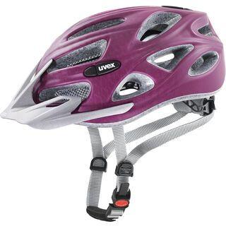 uvex onyx cc, berry matt - Fahrradhelm