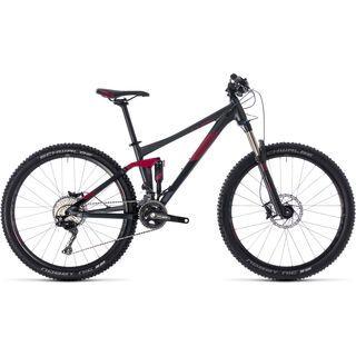 Cube Sting 120 Pro 27.5 2018, iridium´n´berry - Mountainbike