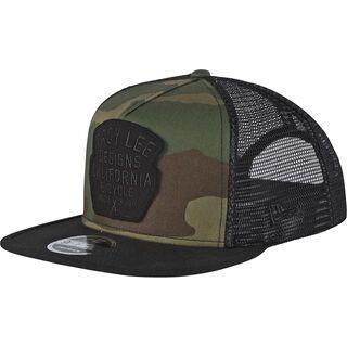 TroyLee Designs Granger Camo Hat, army - Cap