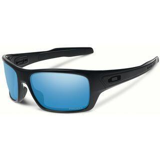 Oakley Turbine Prizm Deep Water Polarized, polished black - Sonnenbrille
