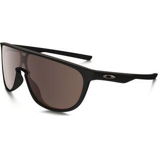 Oakley Trillbe, matte black/Lens: warm grey - Sonnenbrille