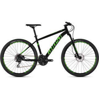 Ghost Kato 2.7 AL 2019, black/green - Mountainbike