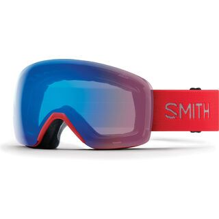 Smith Skyline, rise/Lens: cp storm rose flash - Skibrille