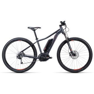 Cube Access WLS Hybrid Pro 29 2015, anthrazit/coral - E-Bike