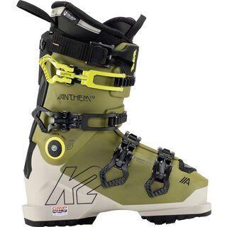 K2 SKI Anthem 110 MV GripWalk 2021, green-khaki - Skiboots