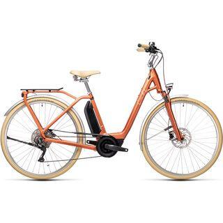 Cube Ella Ride Hybrid 500 red´n´grey 2021