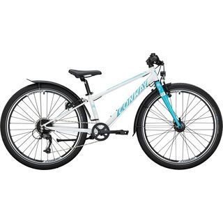 Conway MC 260 Rigid 2021, white/turquoise - Kinderfahrrad