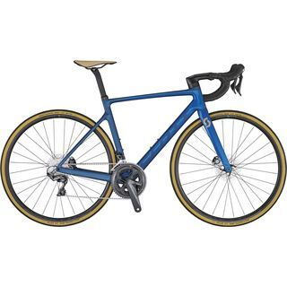 Scott Addict RC 30 2020, blue - Rennrad