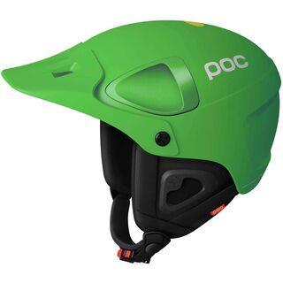 POC Synapsis 2.0, Iodine Green - Skihelm