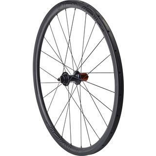 Specialized Roval CLX 32 Disc Tubular, satin carbon/gloss black - Hinterrad