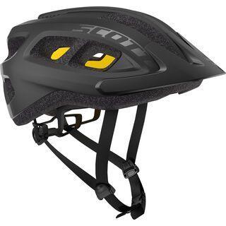 Scott Supra Plus, black matt - Fahrradhelm
