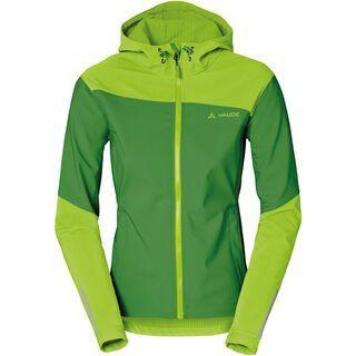 Vaude Women's Chiva Softshell Jacket, parrot green - Radjacke